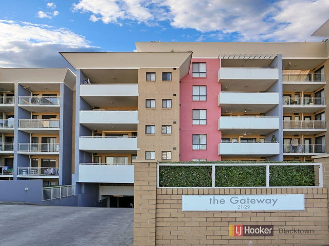 20/21-29 Third Avenue, Blacktown, NSW 2148