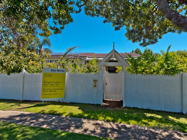 24 Millcan Street, Wavell Heights, Qld 4012