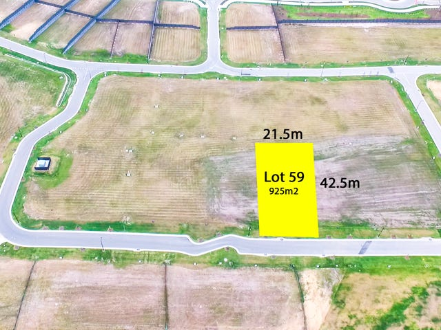 Lot 59 Mckie Crescent, Cannon Hill, Qld 4170