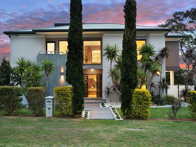 1 Willawa Street, Balgowlah Heights, NSW 2093