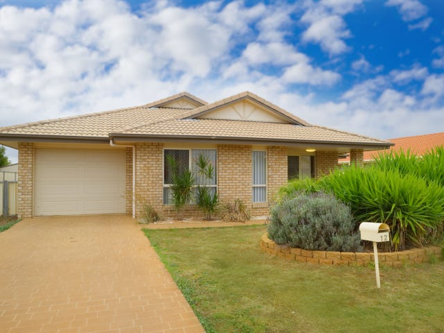 12 Lynne Court, Oakey, Qld 4401