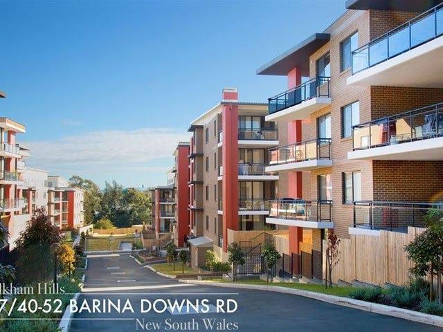 107/40-52 Barina Downs Road, Baulkham Hills, NSW 2153