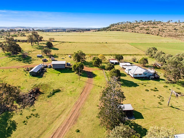 1558 Haden Peranga Road, Doctor Creek, Qld 4352