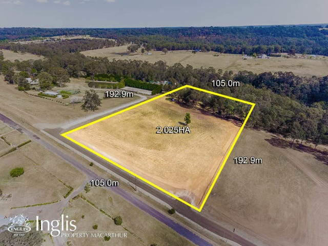 165 (Lot 152) Eagle Creek Road, Werombi, NSW 2570