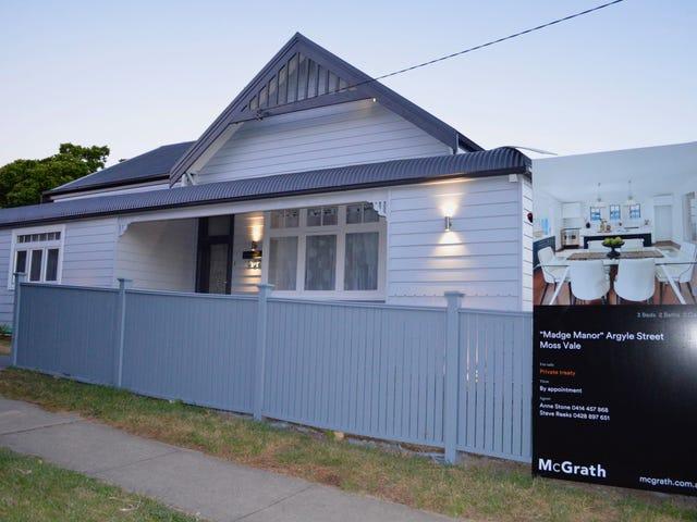 'Madge Manor' 602 Argyle Street, Moss Vale, NSW 2577