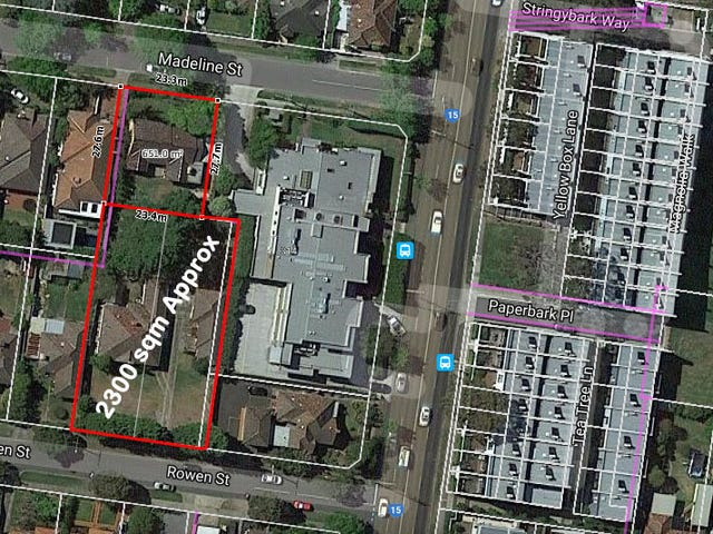 79-81 Rowen street, Glen Iris, Vic 3146