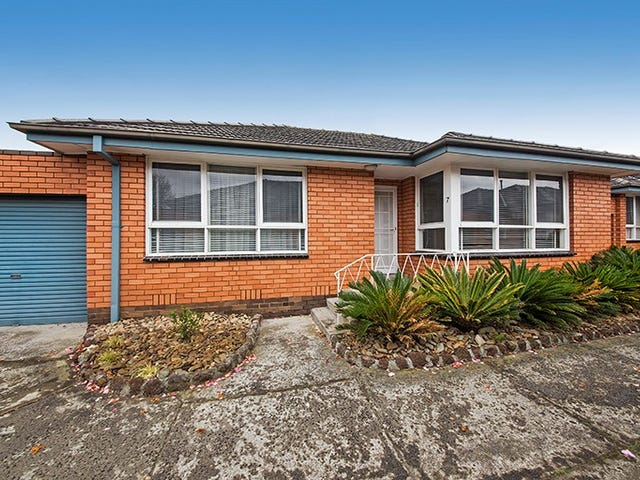 7/207 Grange Road, Glen Huntly, Vic 3163