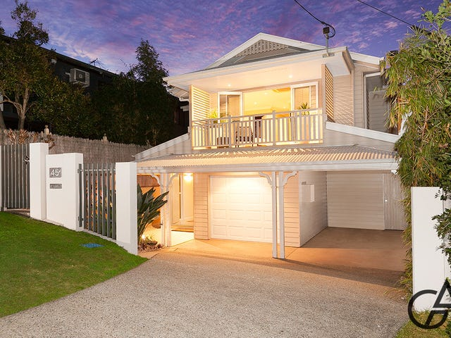45 Tooth Avenue, Paddington, Qld 4064
