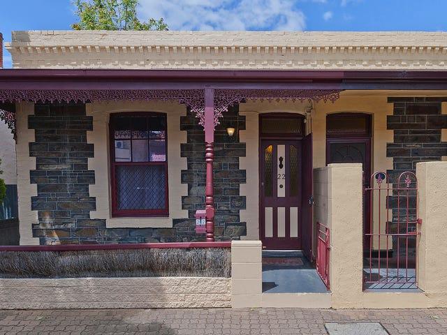 22 Hallett St, Adelaide, SA 5000