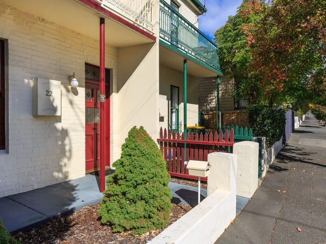 22 Wignall Street, North Hobart, Tas 7000