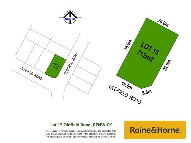 Lot 15 Oldfield Road, Renwick, NSW 2575