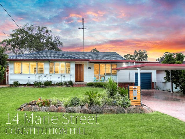 14 Marie Street, Constitution Hill, NSW 2145