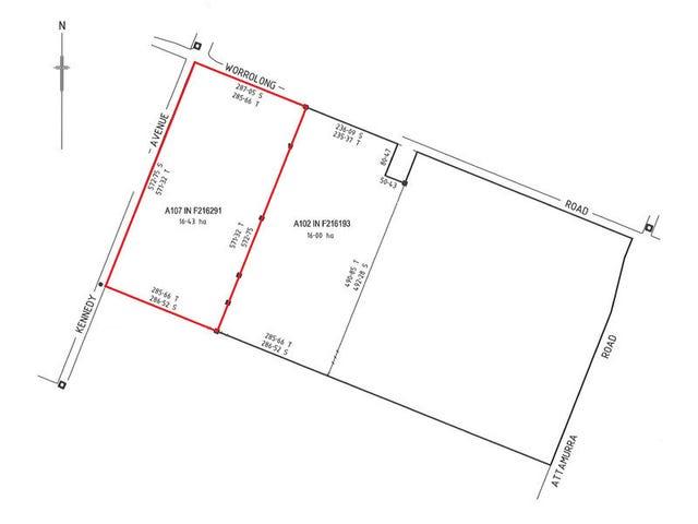 Lot 107, Worrolong Road, Worrolong, SA 5291
