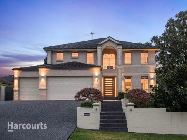 46 Harvard Circuit, Rouse Hill, NSW 2155