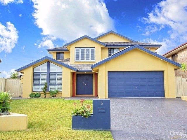 5  Hogan Avenue, Green Valley, NSW 2168