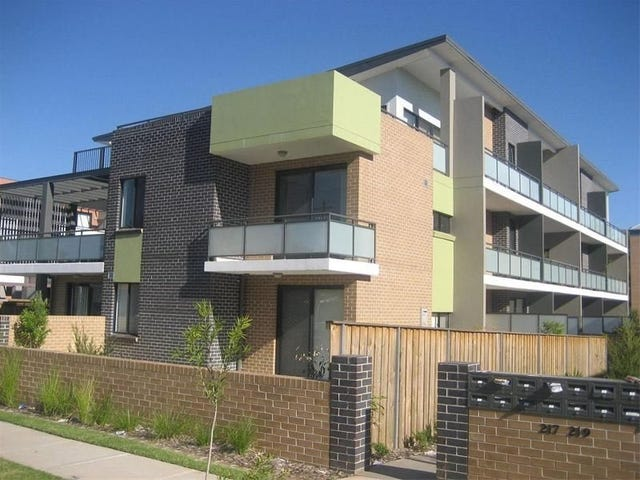 10/217-219 William Street, Granville, NSW 2142