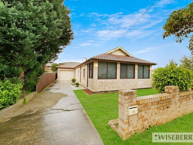 9 Winspear Avenue, Bankstown, NSW 2200
