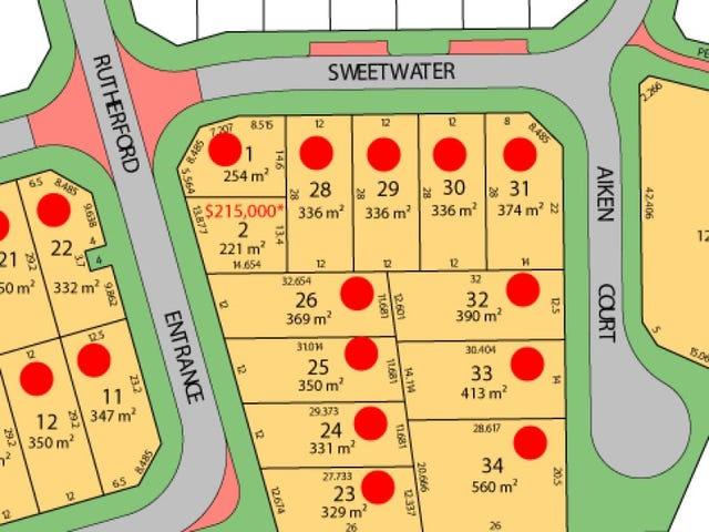 Lot 2, 2 Sweetwater Bend, Success, WA 6164