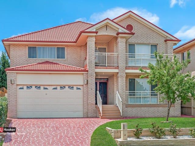 22 Sovereign Avenue, Kellyville Ridge, NSW 2155