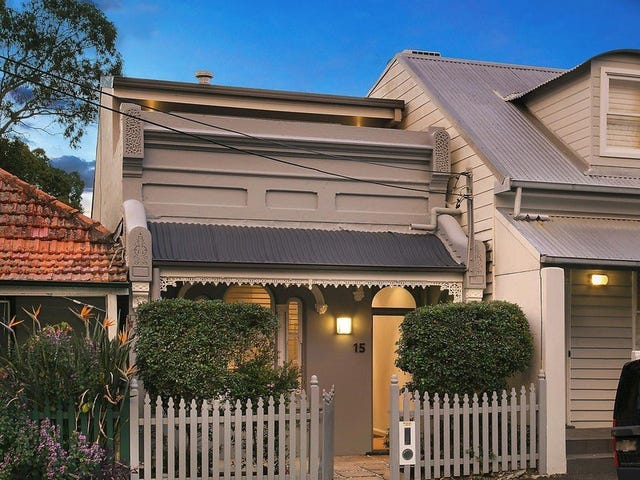 15 Jacques Street, Balmain, NSW 2041