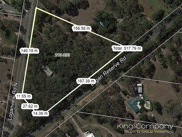 213  Loganview Road North, Logan Reserve, Qld 4133