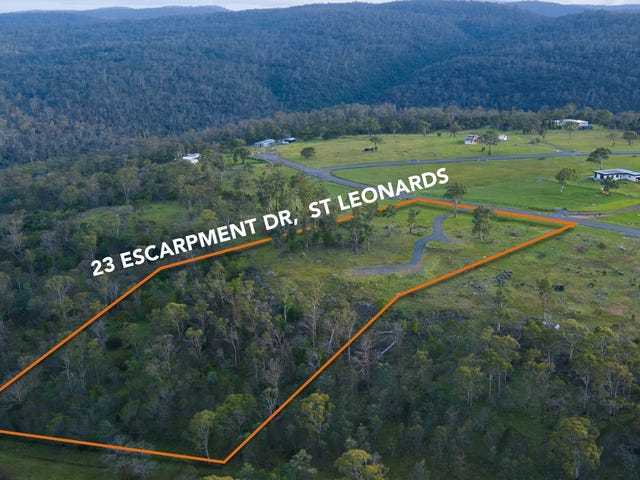 23 Escarpment Drive, St Leonards, Tas 7250