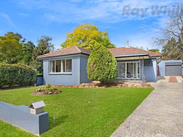 25 Chisolm Street, North Ryde, NSW 2113