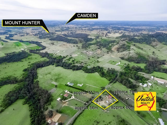 329 Spring Creek Road, Mount Hunter, NSW 2570