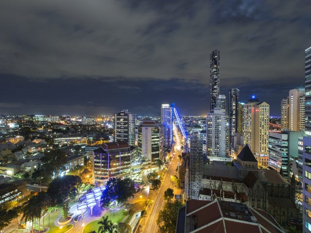 2103/347 Ann Street, Brisbane City, Qld 4000