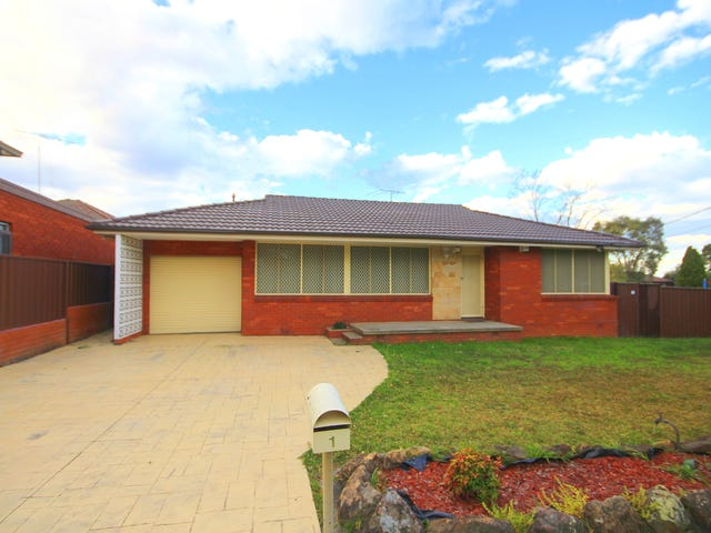 1 Forshaw Avenue, Chester Hill, NSW 2162