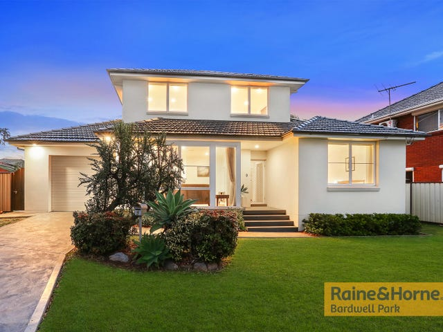 9 Ross Avenue, Kingsgrove, NSW 2208