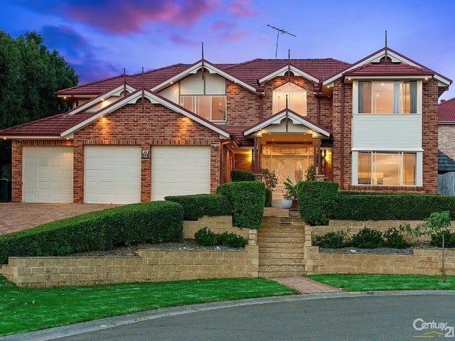 4 Lodgeworth Place, Castle Hill, NSW 2154