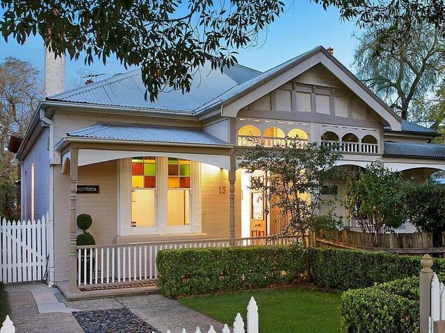 15 Mary Street, Hunters Hill, NSW 2110