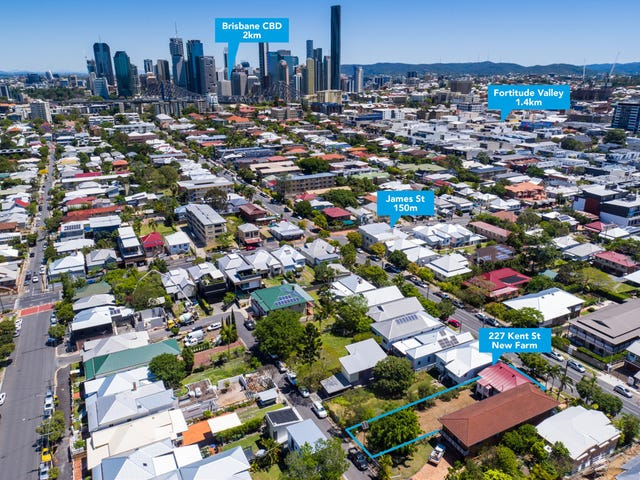 227 Kent Street, New Farm, Qld 4005