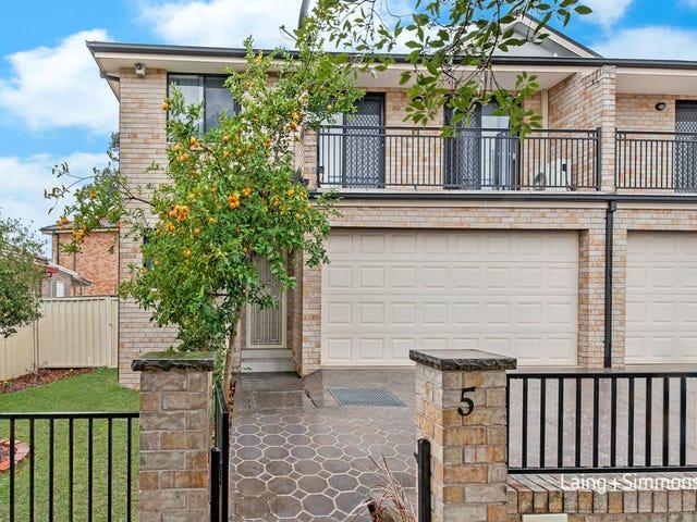 1/5 Strickland Street, Bass Hill, NSW 2197