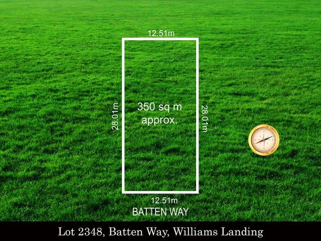 Lot 2348 Batten Way, Williams Landing, Vic 3027