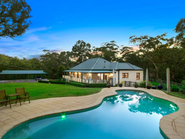 133 Roberts Creek Road, Blaxlands Ridge, NSW 2758