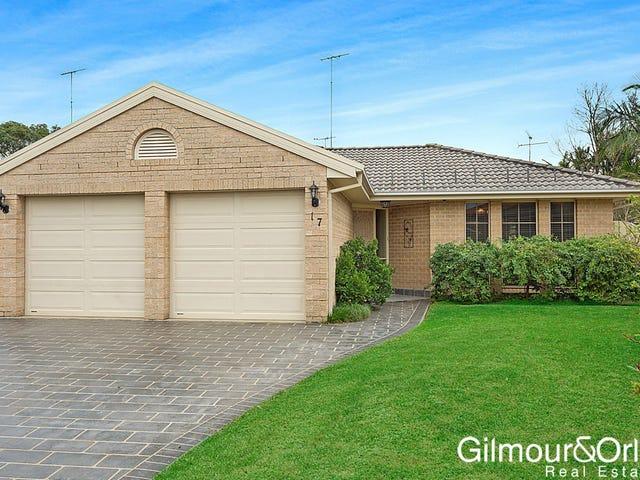 17 Austen Place, Kellyville, NSW 2155