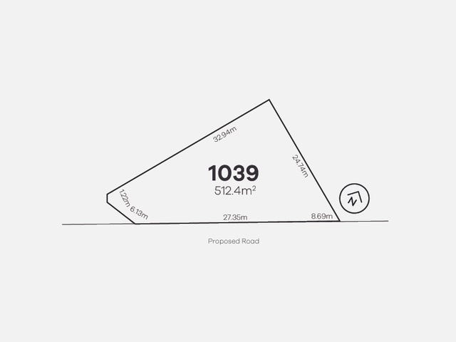 Lot 1039 Proposed Road, Box Hill, NSW 2765