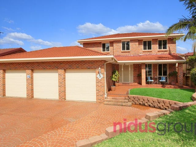 5 Sunville Court, Blacktown, NSW 2148