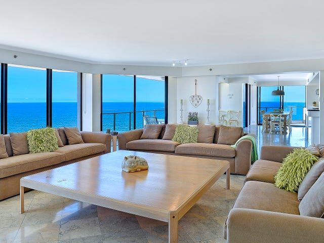 Apt 15C 'The Surfers Manhattan' 62 Old Burleigh Road, Surfers Paradise, Qld 4217