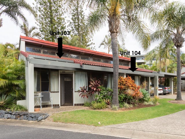 104 Nautilus Beach Front Villas, 8 Solitary Islands Drive, Sapphire Beach, NSW 2450