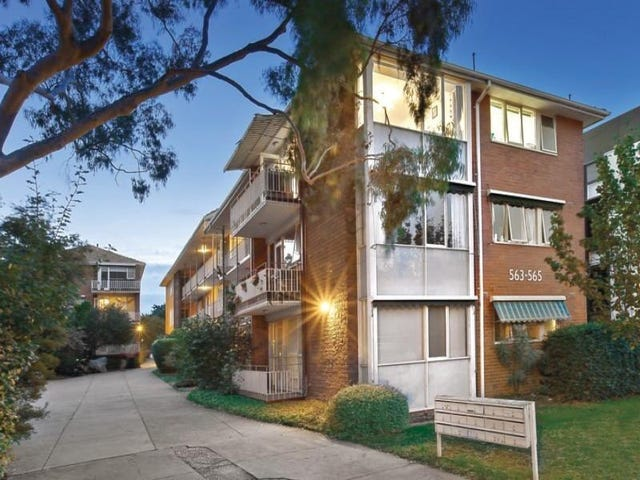 14/563 - 565 Glenferrie Road, Hawthorn, Vic 3122