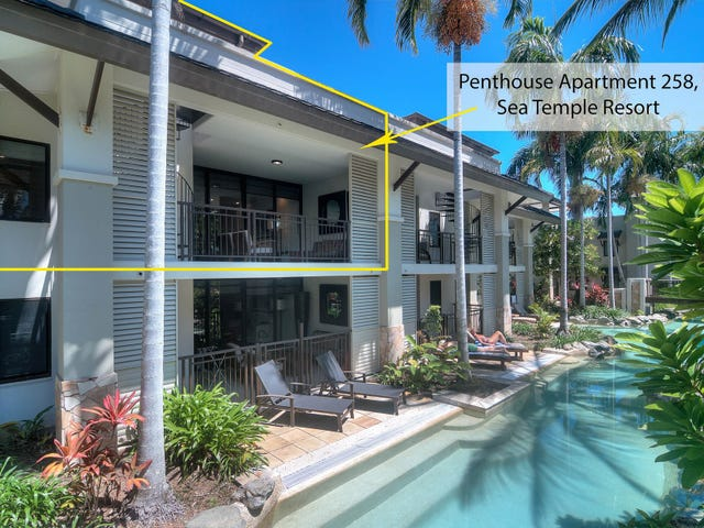 258 Sea Temple/22 Mitre Street, Port Douglas, Qld 4877