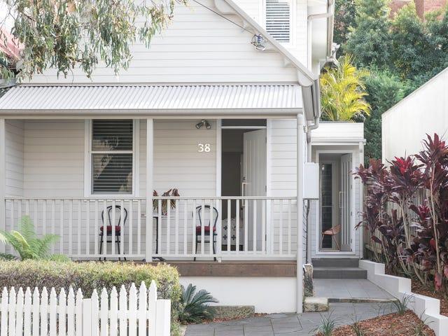38 Pashley Street, Balmain, NSW 2041