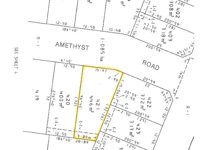 Lot 421 Amethyst Road, Melton South, Vic 3338