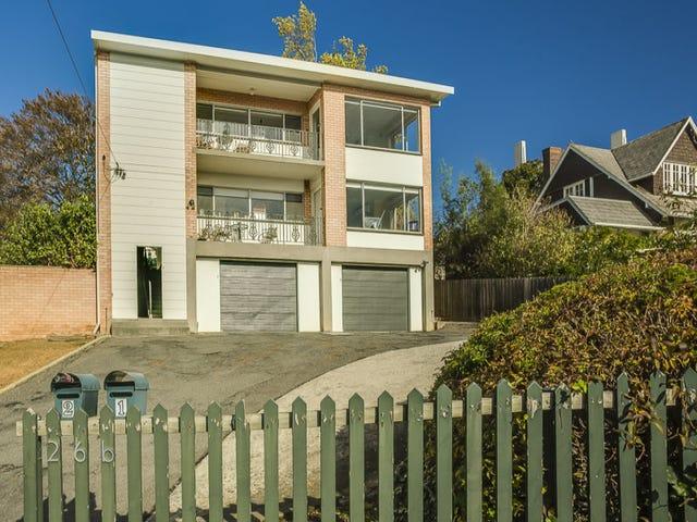 1 & 2/26b Elphin Road, Launceston, Tas 7250