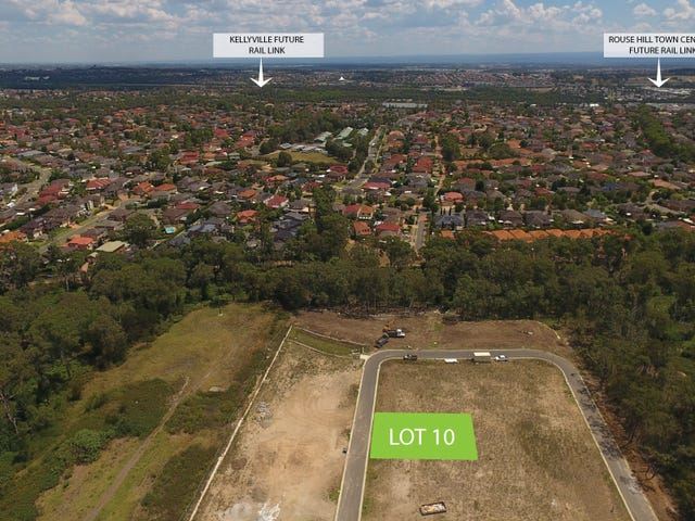 Lot 10, Dahlia Circuit, Kellyville, NSW 2155