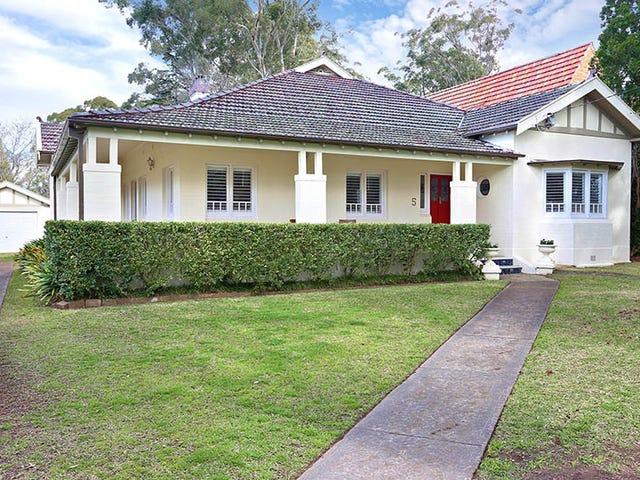 5 Chorley Avenue, Cheltenham, NSW 2119