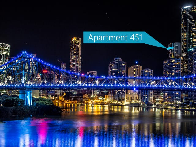 451 30 Macrossan Street, Brisbane City, Qld 4000